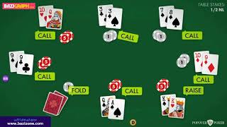 learn to play poker free